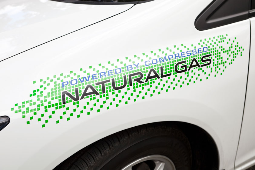 CNG as a transportation fuel continues to grow steadily