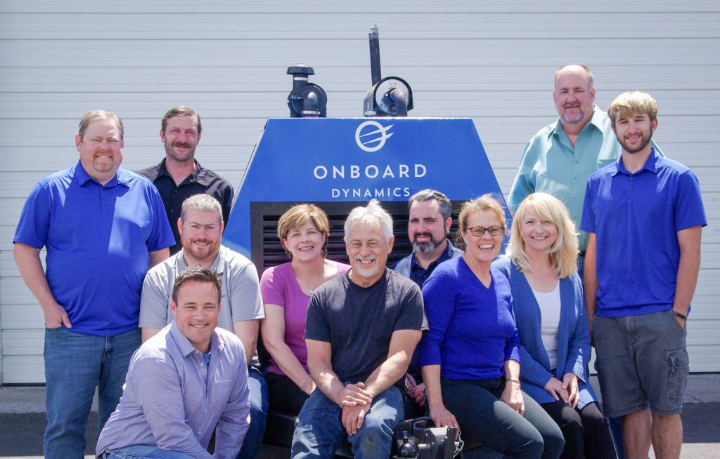 image of Onboard Dynamics staff