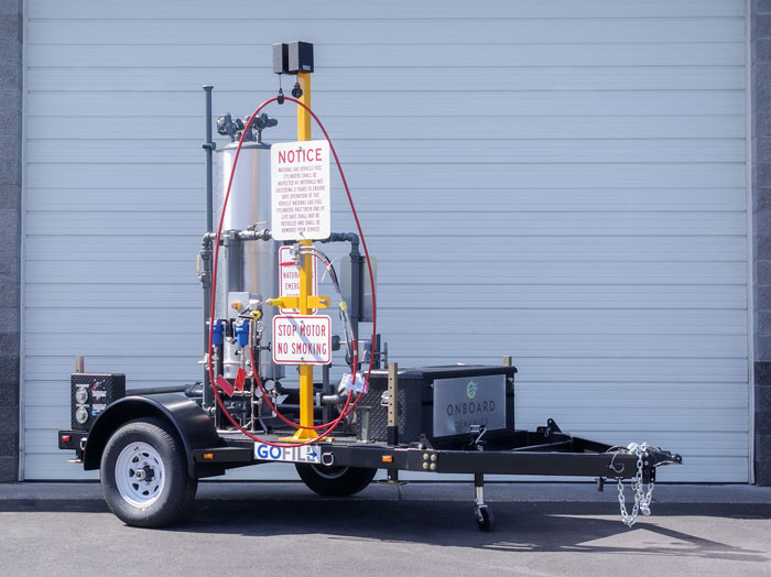 Onboard Dynamics Announces Instant Refueling for CNG Fleets | Onboard Dynamics